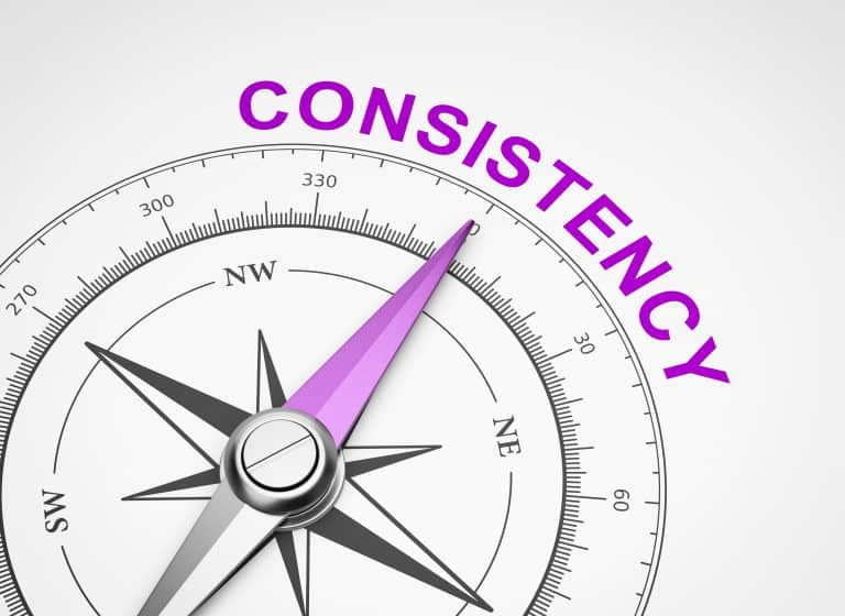 Consistency in direction